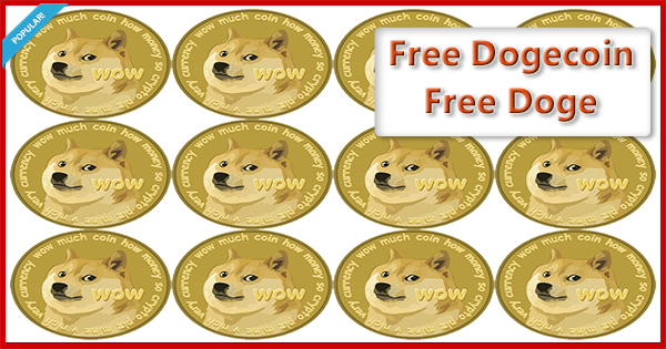 Free-Dogecoin-Faucet-Faucet